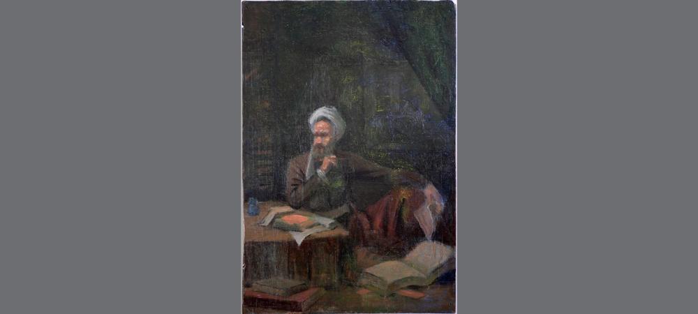 تابلوی استاد صدیقی